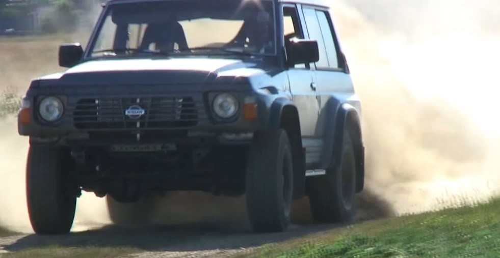 Nissan Patrol with RB25DET Skyline Engine